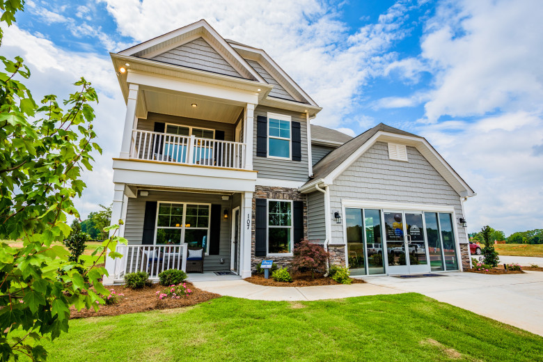 Cypress Model Home